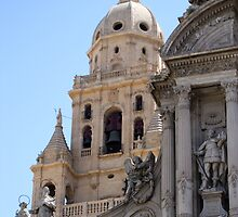 Bell Tower of Catedral de Murcia by Fabio Procaccini