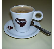 """""""The best coffee in the world."""" Photographic Print"""