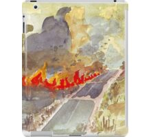 Veldfire in Magaliesburg iPad Case/Skin