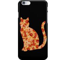 Pizza Cat~~~ iPhone Case/Skin