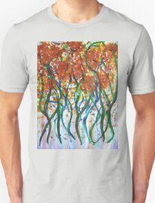 Dancing Flowers T-Shirt
