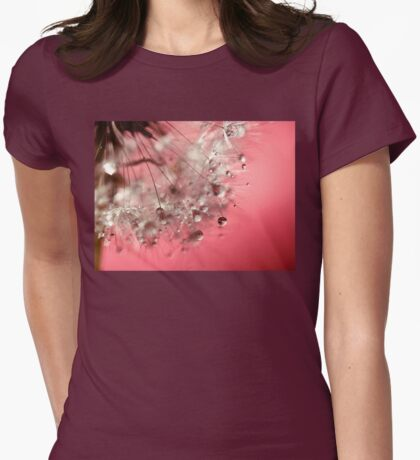 New Year's Pink Champagne - Happy New Year! Womens Fitted T-Shirt