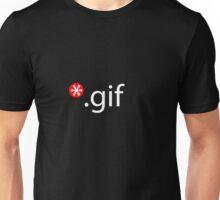 *.gif Unisex T-Shirt