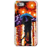 The Night time Lovers iPhone Case/Skin