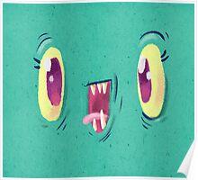 Yo Face Poster