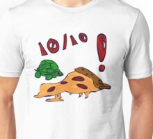 TMNT - Turtle Pizza Awesome Unisex T-Shirt