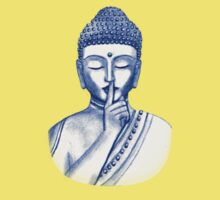 Shh ... do not disturb - Buddha  Kids Clothes