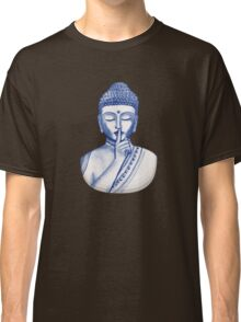 Shh ... do not disturb - Buddha  Classic T-Shirt