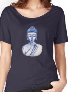 Shh ... do not disturb - Buddha  Women's Relaxed Fit T-Shirt
