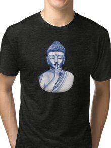 Shh ... do not disturb - Buddha  Tri-blend T-Shirt