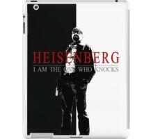 """""""Heisenber"""" Breaking Bad & Scarface Poster Mashup iPad Case/Skin"""