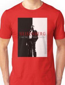 """Heisenber"" Breaking Bad & Scarface Poster Mashup Unisex T-Shirt"