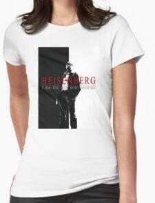 """Heisenber"" Breaking Bad & Scarface Poster Mashup T-Shirt"