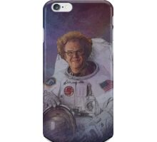 Astro Brule iPhone Case/Skin