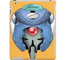 evangelion unit-00 iPad Case/Skin