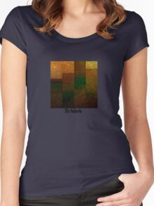 The Suburbs Women's Fitted Scoop T-Shirt