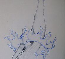 Whale by CynLynn