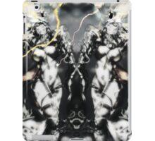 Venusia Silverage [Digital Figure Drawing-Monotone Mix] iPad Case/Skin