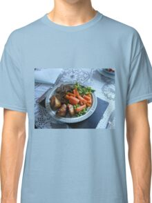 Spring Lamb and Vegetables Classic T-Shirt