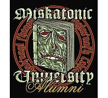 Miskatonic University Alumni Photographic Print