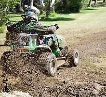 Lawn Mower Races. by nJohnjewell