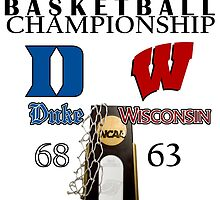 NCAA Basketball Championship by phillyyy
