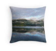 view from home Throw Pillow