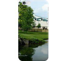 Kentucky Horse Park ~ Barn iPhone Case/Skin