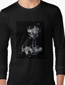 Still life with cherry flowers Long Sleeve T-Shirt