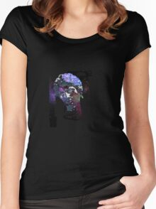 Roman Virus Women's Fitted Scoop T-Shirt