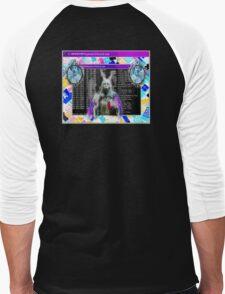 Dossy Darko Men's Baseball ¾ T-Shirt