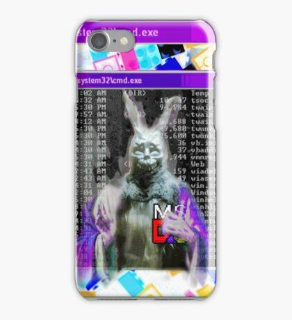 Dossy Darko iPhone Case/Skin