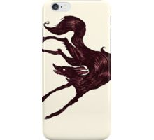 Happy Hound iPhone Case/Skin