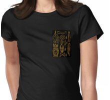 grimoire Womens Fitted T-Shirt