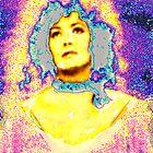Sacred Lady by Seth  Weaver