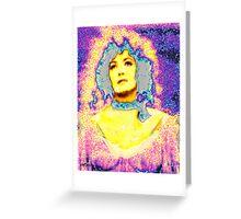 Sacred Lady Greeting Card