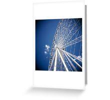 wheel Greeting Card