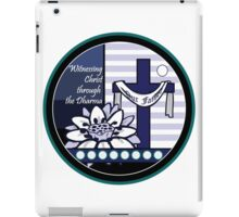 Witnessing Christ through the Dharma iPad Case/Skin