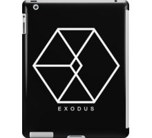 EXO - Exodus Logo 2 iPad Case/Skin