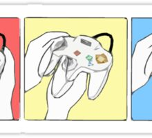 The Controller Sticker