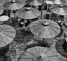 Umbrellas by Bernai Velarde