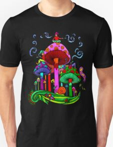 Five Little Gnomes Unisex T-Shirt