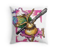 Troll Fairy - Stank Throw Pillow