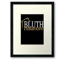 Bluth Company Framed Print