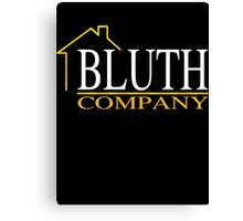 Bluth Company Canvas Print