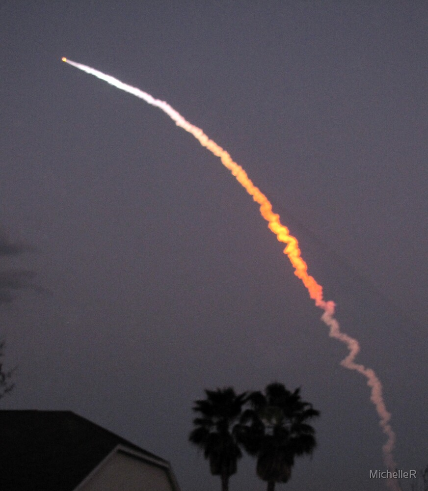 The Space Shuttle by MichelleR