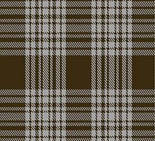 00422 Menzies Brown & White Tartan  by Detnecs2013