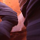 Guardian Angel, Antelope Slot Canyon, Arizona by Tomas Abreu