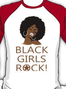 Black Girl Head - TShirts & Hoodies T-Shirt