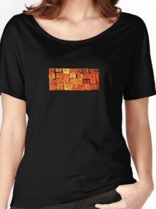 Not Just a Brick in the Wall Women's Relaxed Fit T-Shirt